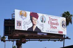 Tracey Ullman's Show season 3 HBO billboard Queens Of Comedy, Tracey Ullman, She's A Woman, Season 3, Billboard, Broadway Shows, Poster Wall
