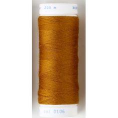 Fil à coudre tout textile - OCRE