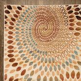 Found it at Wayfair - Swirl Area Rug in Multicolor
