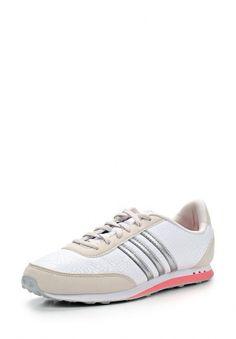 Кроссовки от adidas Neo - качественная обувь для занятий спортом. Верх модели создан из прочного текстиля белого цвета. Детали: внутренняя текстильная отделка, плотная подошва, надежная шнуровка, усиленные мыс и пяточная часть, принт с изображением логотипа бренда. http://j.mp/1pP31OP