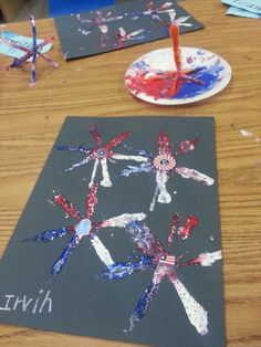 Students loved this! Great for 4Th of July!