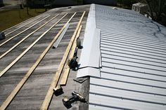 corrugated steel roof vents - Google Search