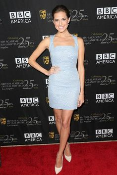 Allison Williams attends BAFTA LA TV Tea 2012 Presented By BBC America at The London Hotel Hollywood on September 22, 2012 in West Hollywood, California.