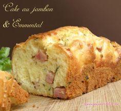 Cake Jambon Emmental (facile et rapide à faire, et surtout délicieux!) Cake Rapide, Indian Food Recipes, Ethnic Recipes, South Indian Food, Food N, Sandwich Recipes, Mini Cakes, Food Presentation, No Bake Desserts