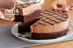 Phenomenon Pasta Despacito (a must try!) - Yummy Recipes - kuchenrezepte home Food Words, Party Desserts, Confectionery, Chocolate Cake, Food And Drink, Yummy Food, Yummy Recipes, Cooking Recipes, Sweets