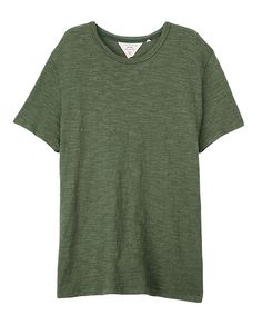 Basic Tee - Forest | rag & bone Official Store