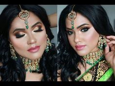 897758c91df 13 Best Indian Party makeup images