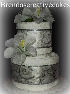 Wedding Towel Cake   11472d1322948428-towel-wedding-cake-swirl-towel-cake.jpg