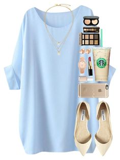 """""""What should my contest be about?"""" by chevron-elephants ❤ liked on Polyvore featuring mode, Casetify, H&M, Steve Madden, Essie, Michael Kors, Kate Spade et Bobbi Brown Cosmetics"""