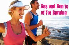 fat burning exercise