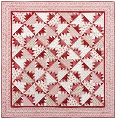 Martingale - All-Time Favorite Scrap Quilts from That Patchwork Place (Print ver - nice red quilt.