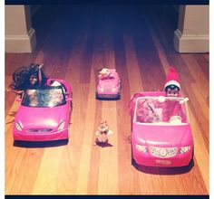 Elf on the shelf ideas -Nina blu 2012. Rolling with the homies.