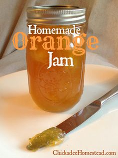 Orange Jam Recipes, Sauce Pizza, Jam And Jelly, Jelly Recipes, Drink Recipes, Vegetable Drinks, Sauces, Canning Recipes, Ice Cream