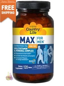 Max For Men 120 tabs