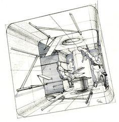 Sketches,Works - Shunji Yamanaka
