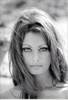 Before Angelina Jolie there was Sophia Loren