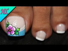 Merry Christmas Gif, Flower Nail Designs, Flower Nails, Lily, Nail Art, Pedicures, Margarita, Beauty, Youtube