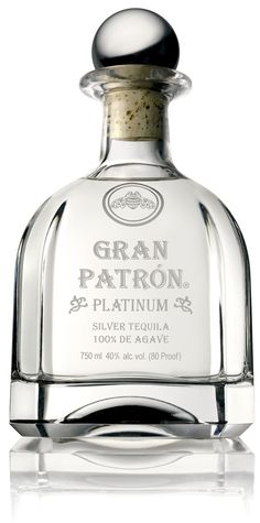 Gran Patrón Platinum Tequila