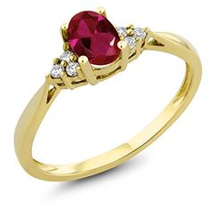 Gold /& Diamonds Jewellery Lovely Heartbeat Engagement Wedding Ring 1//15 ct tw Created Purple Amethyst In 14k Rose Gold Plated 925 Sterling Silver