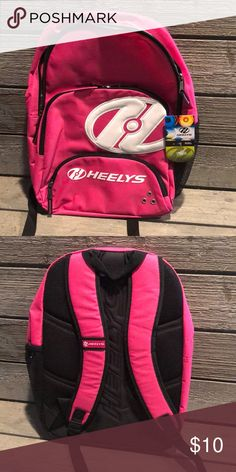 93eab22f899 13 Best Pink bookbag images | School grades, School notes, School stuff