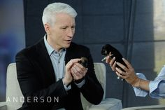 #Anderson and Beyonce -- one of the world's smallest #dogs. #AndersonPets