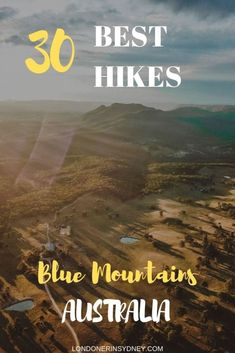 We've found the best hikes in Blue Mountains including the best swimming holes in Blue Mountains, waterfalls and canyoning. Blue Mountains Australia, Sydney Skyline, Mountain Waterfall, Australia Travel Guide, Mountain Hiking, Best Hikes, Amazing Destinations, The Great Outdoors, Adventure Travel