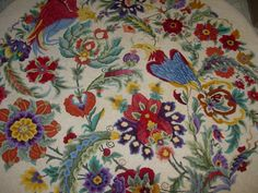 Image result for floral hooked rugs