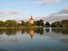Pildammsparken, Malmö, Sweden