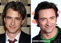 Celebrities Who Look Like Other Celebrities - Dermot Mulroney and Hugh Jackman