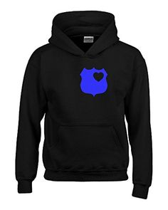 Shadow Of The #Badge #Police #Officer Support Law Enforcement - Kids Hoodie Black Kids M Super Fan Shirts http://www.amazon.com/dp/B015LAGEXU/ref=cm_sw_r_pi_dp_ehVawb1CEA6NA
