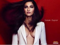 Sonam Kapoor Shocking Picture for Vogue Cover