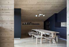 Gallery of Mountain House / Studio Razavi architecture - 19