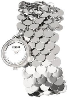Versus by Versace Women's SGD010012 Lights Stainless Steel Silver Dial Charm Bracelet Watch Versus by Versace,http://www.amazon.com/dp/B00AHKHF1K/ref=cm_sw_r_pi_dp_l4Iatb0RWH6MYNRV