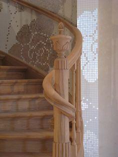 eiken wenteltrap winkel van sinkel utrecht trap trappenspecialist jeroen heksloot utrecht | mozaiek utrecht
