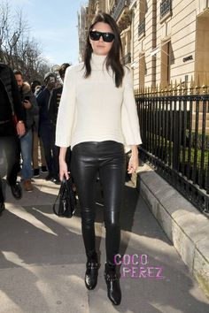 Kendall Jenner street style | Kendall Jenner May Be Off-Duty, But She's Still Werking Paris' Streets ...