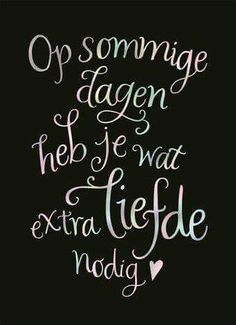 Ja, dat is echt zo! The Words, Cool Words, Dutch Words, Words Quotes, Sayings, Facebook Quotes, Dutch Quotes, Beautiful Words, Quote Of The Day