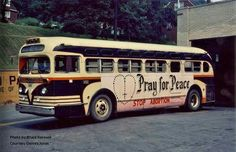 P & W bus garage. 10 cents to ride or 12 tokens for a buck . Dennis Jones, Pray For Peace, Steel Mill, Buses And Trains, Busses, Coaches, Garage, Trucks, Carport Garage