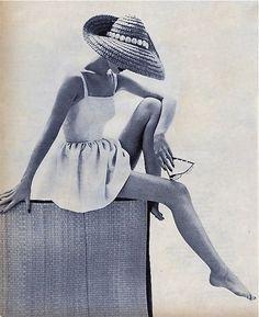 1950's Summer Wear Fashion