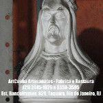 Beduíno 26 cm - Em ArtCunha #Artesanato em #Gesso (21) 2445-1929 / 8558-3595 #Decoracao #Beduino #Deserto #Arabe #Cigano #Ciganos #Estatua #Escultura #Enfeite