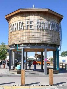 http://americanrvlife.com/five-reasons-to-visit-the-local-farmers-market-on-your-next-rv-road-trip/  Santa Fe Railyard Farmers Market