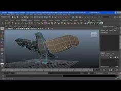 Maya 2013 Tutorial | UV Mapping | InfiniteSkills (YouTube, 2013)