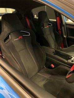 Honda Civic Type R, Car Seats