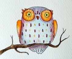 owl by Tina Bits