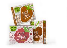 Packaging of the World: Creative Package Design Archive and Gallery: Stretch Island Fruit Company