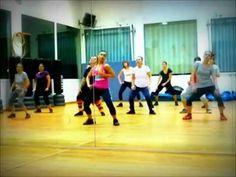 Largadinho coreo- Claudia Leitte - YouTube