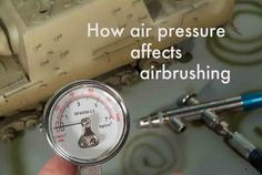 Learn the secrets to using air pressure for better airbrush control. Learn the secrets to using air pressure for better Modeling Techniques, Modeling Tips, Air Brush Painting, Painting Tips, Painting Tutorials, Painting Art, Dark Fantasy Art, Military Modelling, Military Diorama