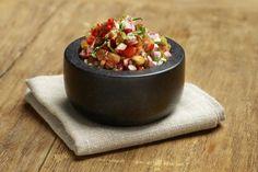 Burger-salsa Salsa, Spicy, Baking, Food, Salsa Music, Bakken, Meals, Backen, Yemek