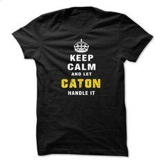 IM CATON... - #hoodie dress #white sweatshirt. CHECK PRICE => https://www.sunfrog.com/Names/IM-CATON-Black.html?68278