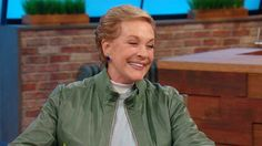 YES! Julie Andrews is coming back to TV!