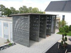 Nachdem wir ja dieses Jahr wieder fleissig in unserem Schwedenofen zündeln wollen, benötigen wir dementsprechend Platz für unser Holz. Anfan...